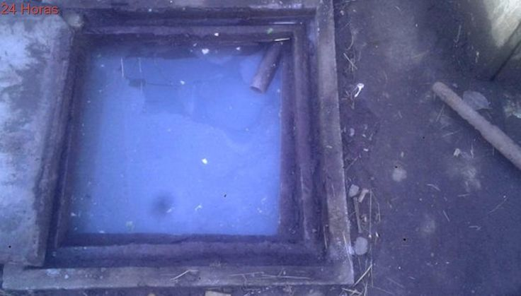 Vecinos de Santa Bárbara acusan a Essbío de no reparar rebalse de aguas servidas