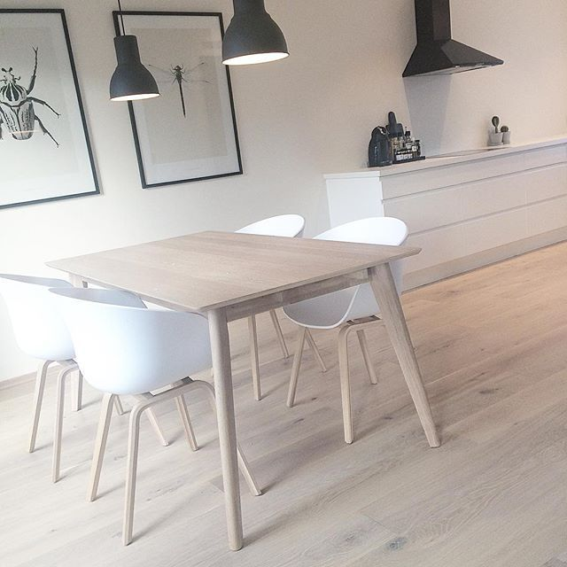 Muuto Base Dining Table Matbord Jysk