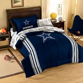 Dallas Cowboys Bedding