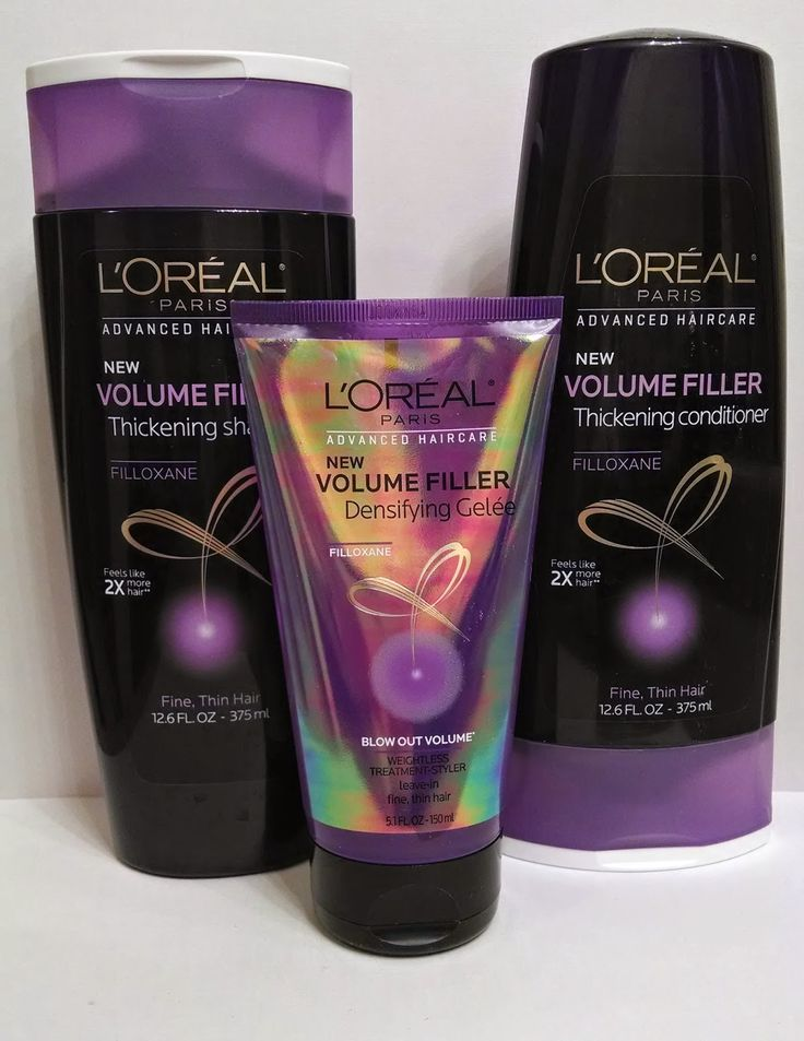 L'Oreal Volume Filler Review- Densifying Gelee, Shampoo and Conditioner