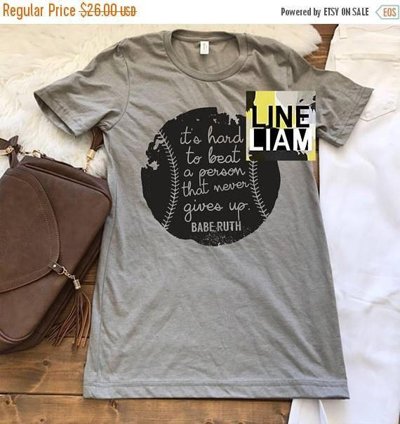 ON SALE baseball mom shirt womens graphic tshirt womens