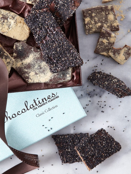 Chocolatines - Almond Toffee Sampler