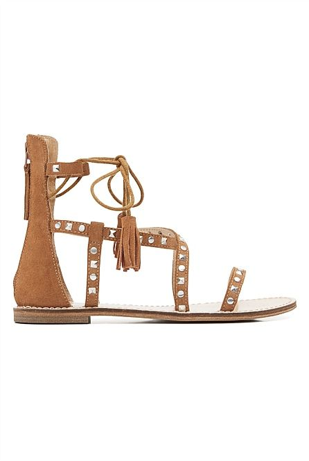 Witchery Girl: The Studded Gladiator