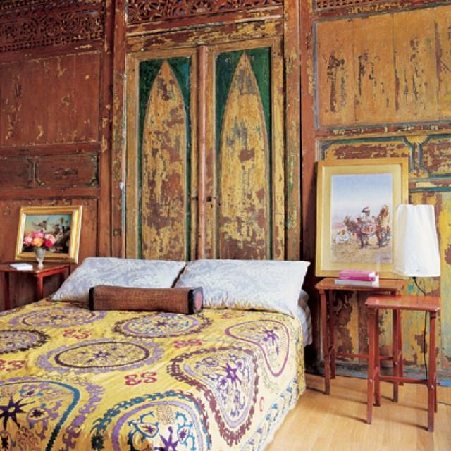 Great farmhouse bedroom