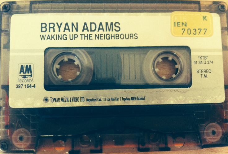 It's Week 2 of the Rediscovering your music collection challenge and this week I am listening to a childhood favourite - 'Bryan Adam - Waking up the Neighbours'. Read what I thought. What was your first ever album?