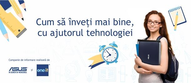 Cum să înveţi mai bine, cu ajutorul tehnologiei - Sfaturi IT   One-IT blog