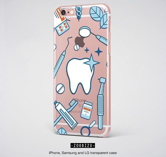 Cute Dental Hygienist Phone Case!