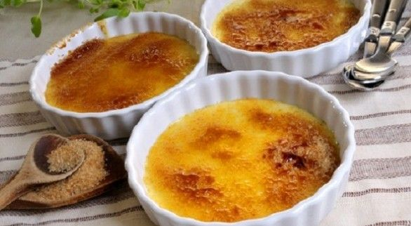 When it comes to decadently rich desserts, creme brulee takes the, well, cake.