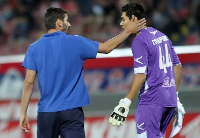 O Eλευθερόπουλος νομίζω θα με δικαιώσει και θα γίνει μεγάλος προπονητής. Προβλέπω καριέρα μεγαλύτερη κι από την ποδοσφαιρική του...