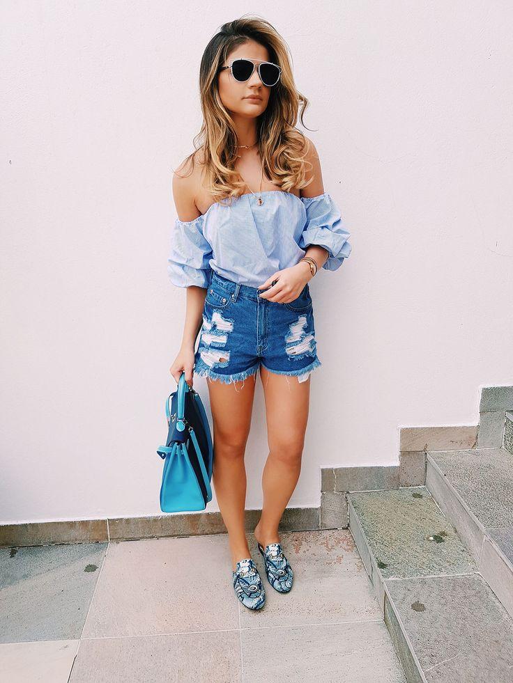 Look do Dia | Blue mood « Blog da Thássia