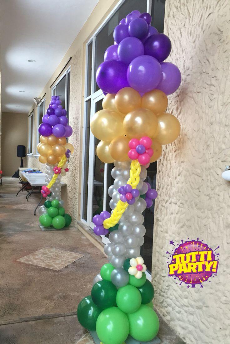 97 best images about balloons globos y accesorios para - Decorar con globos ...