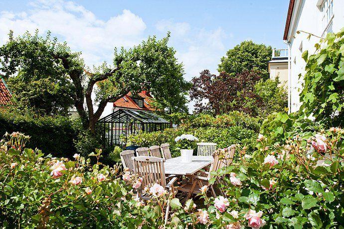 Trädgård, Balkong/uteplats - Tågaborg