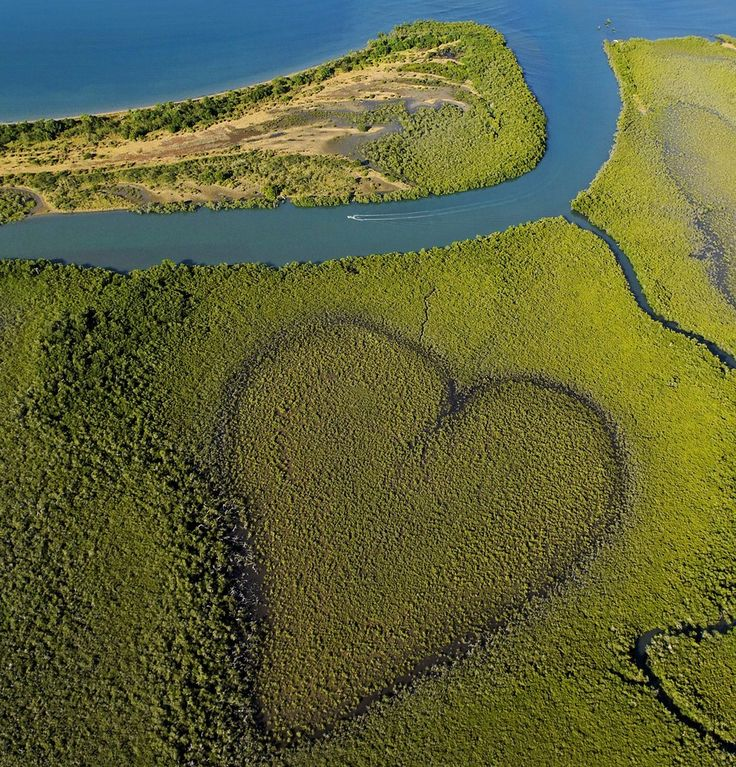 The Heart of Voh: | 14 Magnificent Photos That Prove New Caledonia Is Heaven On Earth