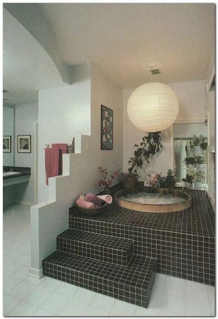 20 Modern Bohemian Bathroom Decor Ideas #bathroomi…