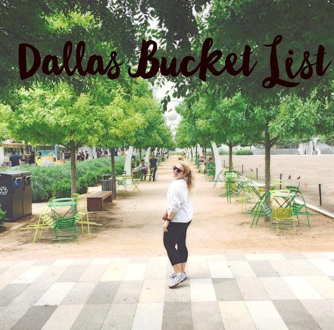 Dallas Bucket List: What To Do In Dallas