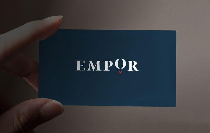 Visitenkarten für Empor