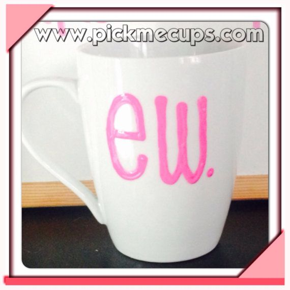 Ew. Jimmy Fallon skit -ew funny coffee cup by PickMeCups on Etsy