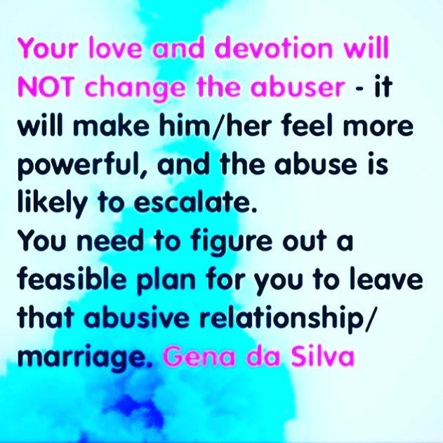 Your love will NOT change the Narcissistic Abuser it will make them feel more Powerful instead | Narcissistic Abuse Recovery