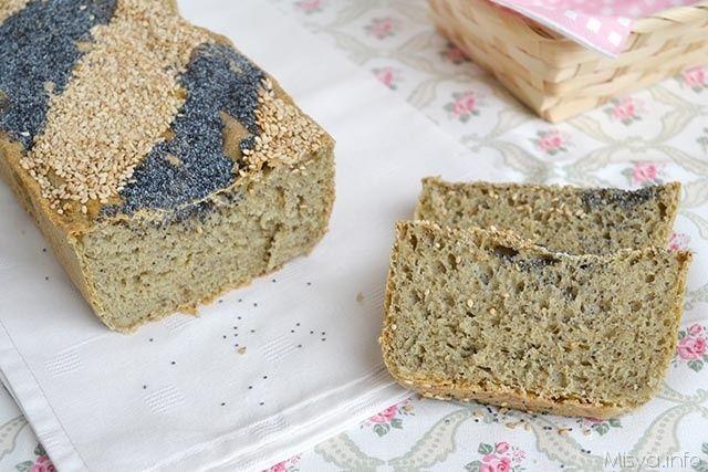 Pane con farina di canapa, scopri la ricetta: http://www.misya.info/ricetta/pane-con-farina-di-canapa.htm