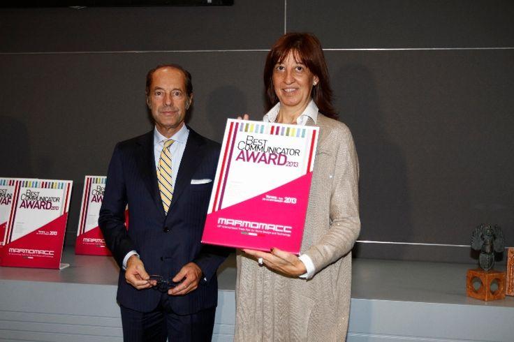 Immagini del premio architettura Best Communicator Award 2013 - Cava Romana