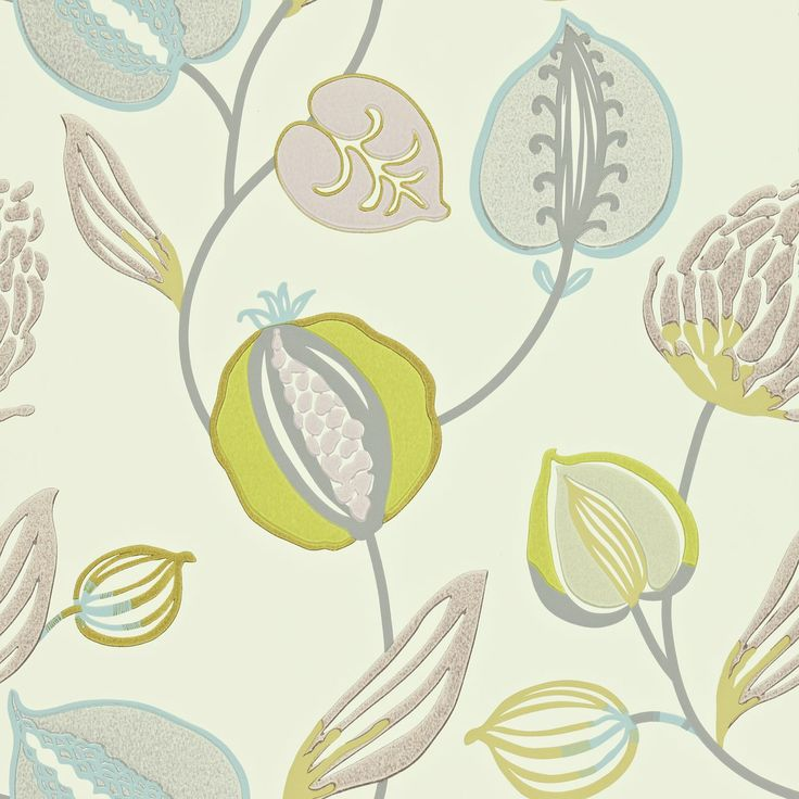 Harlequin Wallpaper, Folia-Tembok