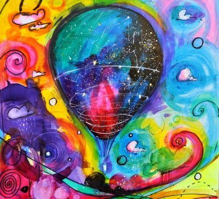 "{ fusion kolaż, collage }SztukaSerca.com { życie, pasja, nadzieja, miłość }© Anna Sarbok ""ShaMia"""