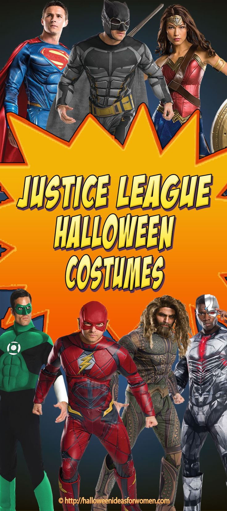 Halloween Costumes Mens