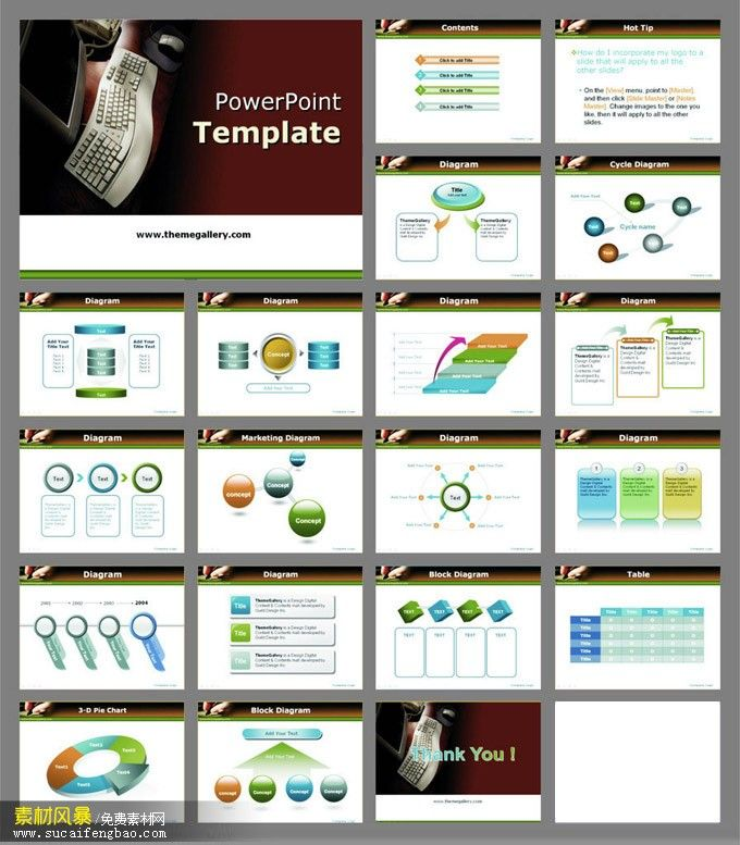 39 best powerpoint images on pinterest | computers, learning and, Powerpoint templates