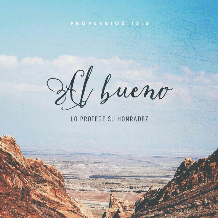 La justicia guarda al de perfecto camino; Mas la impiedad trastornará al pecador. Proverbios 13:6 RVR1960