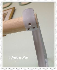 tutorial how to make your own diy ballet barre, crafts, Use a wooden dowel as the barre mine was 36 long and 1 1 4 wide although you can adjust as needed Use small screws to attach the dowel to the closet brackets Make sure the dowel is sanded smooth and paint if desired Enjoy