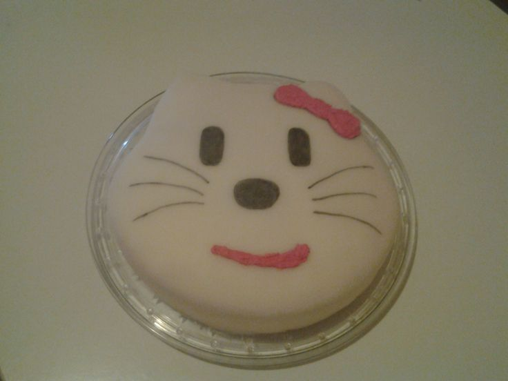 Luca's Hello Kitty