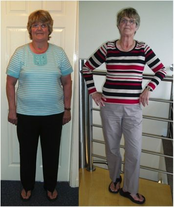 Madge Whitehead has written a guest post all about how her life has changed since losing 2st 12lbs in three months with #LighterLife