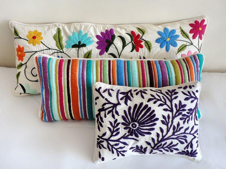 Lindos almohadones ...