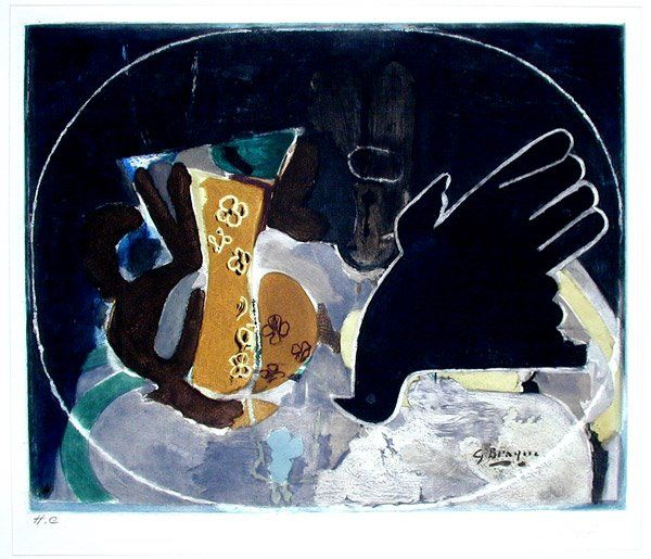 the life of george braque and the role he played in cubism Start studying george braque - still life - the table learn vocabulary, terms, and more with flashcards, games, and other study tools  braque found that once he .