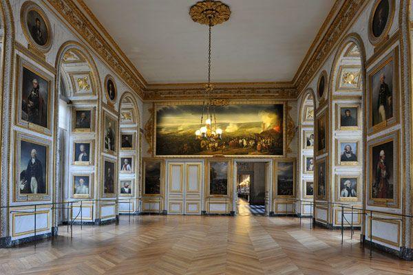 Le Château - Château de Versailles, salle de 1792
