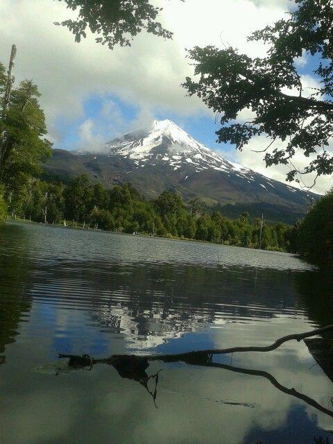 Volcan Llaima Parque nacional  Coguillio