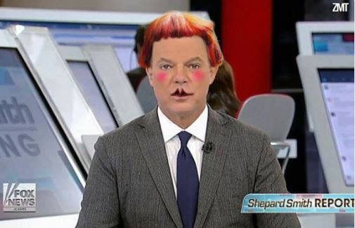Sooo funny Shepard Smith