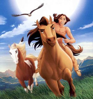 Guía didáctica de la película de animación 'Spirit, el corcel indomable'