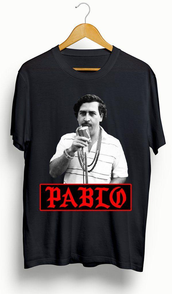 Pablo Escobar/Life of Pablo/Yeezy/I Feel Like Pablo T-Shirt – Ourt