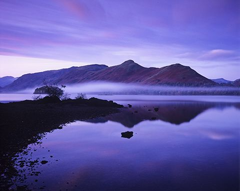 Catbells in the Mist