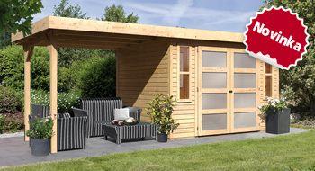Dřevěné zahradní domky, zahradní domky na nářadí, altány a pergoly / Zahradní…