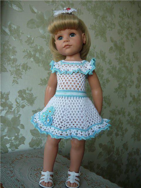 Подготовка к лету. / Одежда и обувь для кукол - своими руками и не только / Бэйбики. Куклы фото. Одежда для кукол