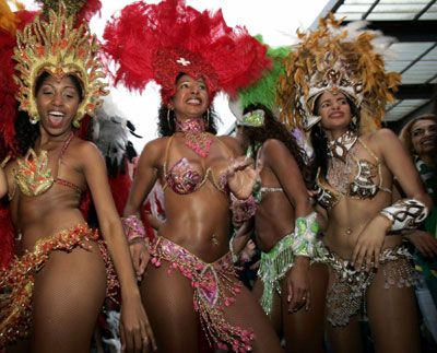 brazilian people and culture | US Slave: Samba of Brazil
