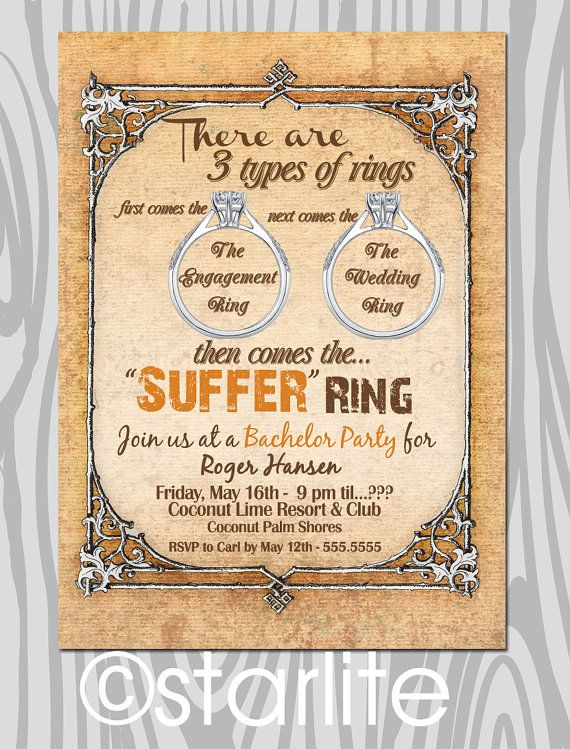 Funny Bachelor Party Invites were Nice Sample To Create Best Invitation Template