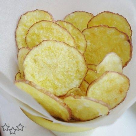 chips en microondas - Javies.com