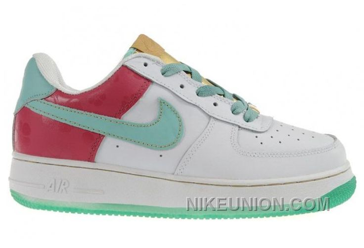 http://www.nikeunion.com/nike-air-force-1-low-white-red-green-online.html NIKE AIR FORCE 1 LOW WHITE RED GREEN ONLINE Only $58.46 , Free Shipping!