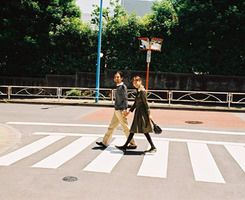絶対恋がしたくなる!川島小鳥の撮るカップル写真が可愛い! - NAVER まとめ