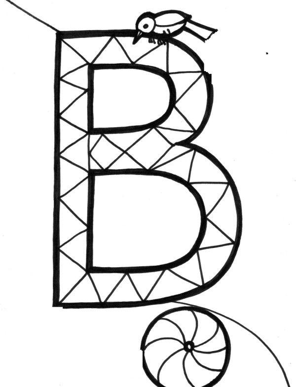 34 best Alphabet B images on Pinterest Animal alphabet