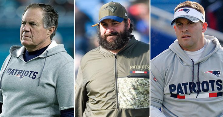 Patriots Head Coach Bill Belichick, Defensive Coordinator Matt Patricia, and Offensive Coordinator Josh McDaniels address the media during their conference calls on December 19, 2017.
