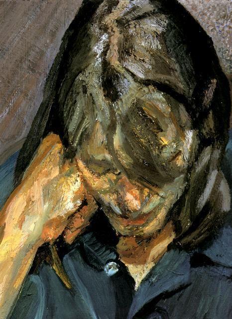 Lucian Freud, Susanna on ArtStack #lucian-freud #art